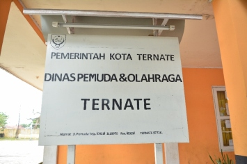 youth & sports of ternate